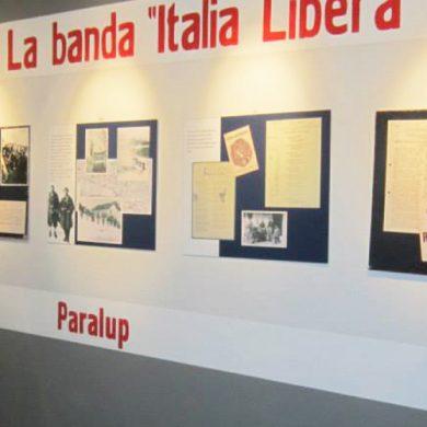 Interno museo guerra e resistenza